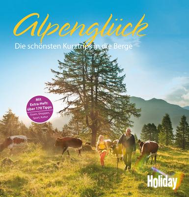 Alpenglück, Reisebuch