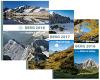 Alpenvereinsjahrbuch-Set BERG 2016-2018 title=