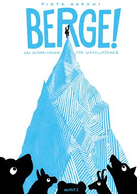 BERGE! Kinderbuch