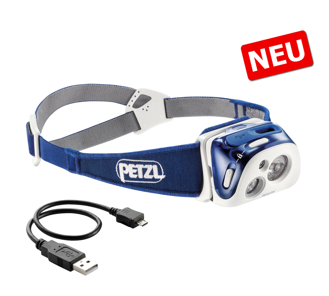 PETZL Reactik® Stirnlampe