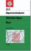 35/1 Zillertaler Alpen, westl. Blatt title=