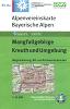 Blatt BY 13a: Mangfallgebirge Kreuth und Umgebung