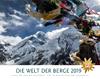 DAV Die Welt der Berge 2019 Kalender title=