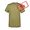Merino Männer T-Shirt 150 Ultralight - olive title=