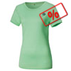 Merino Shirt Frauen - Jade title=