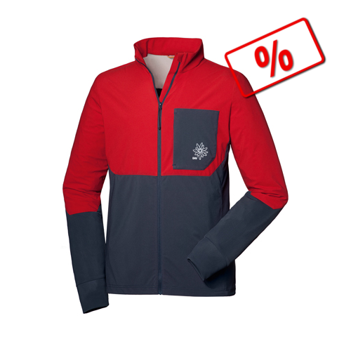 Maloja mens nordic jacket