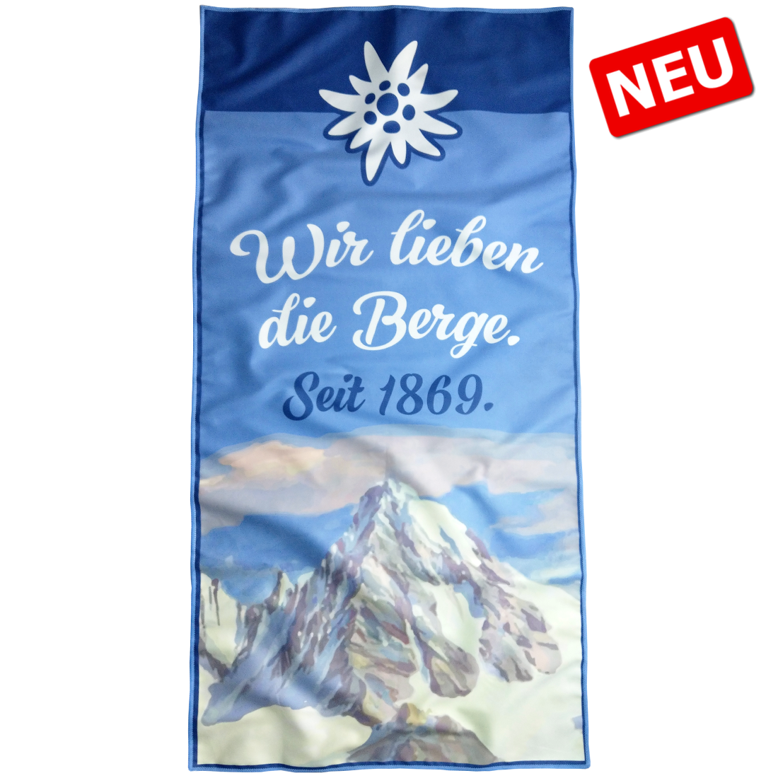 "DAV Superlight Towel M ""Jubiläums Edition"" Handtuch"