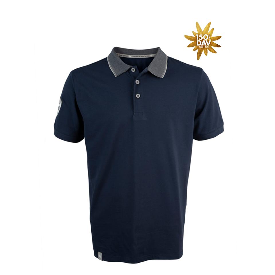 """DAV Herren Polo-Shirt """"Jubiläums Edition"""""""