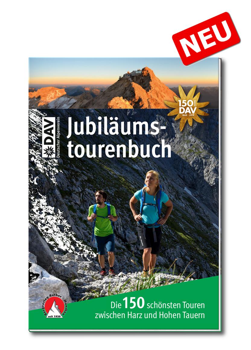 DAV Jubiläumstourenbuch