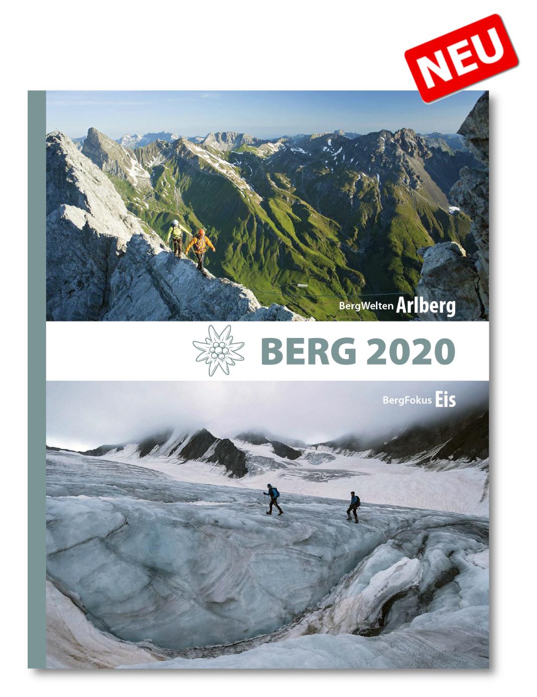 Alpenvereinsjahrbuch BERG 2020