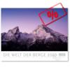 DAV Die Welt der Berge 2020 Kalender title=