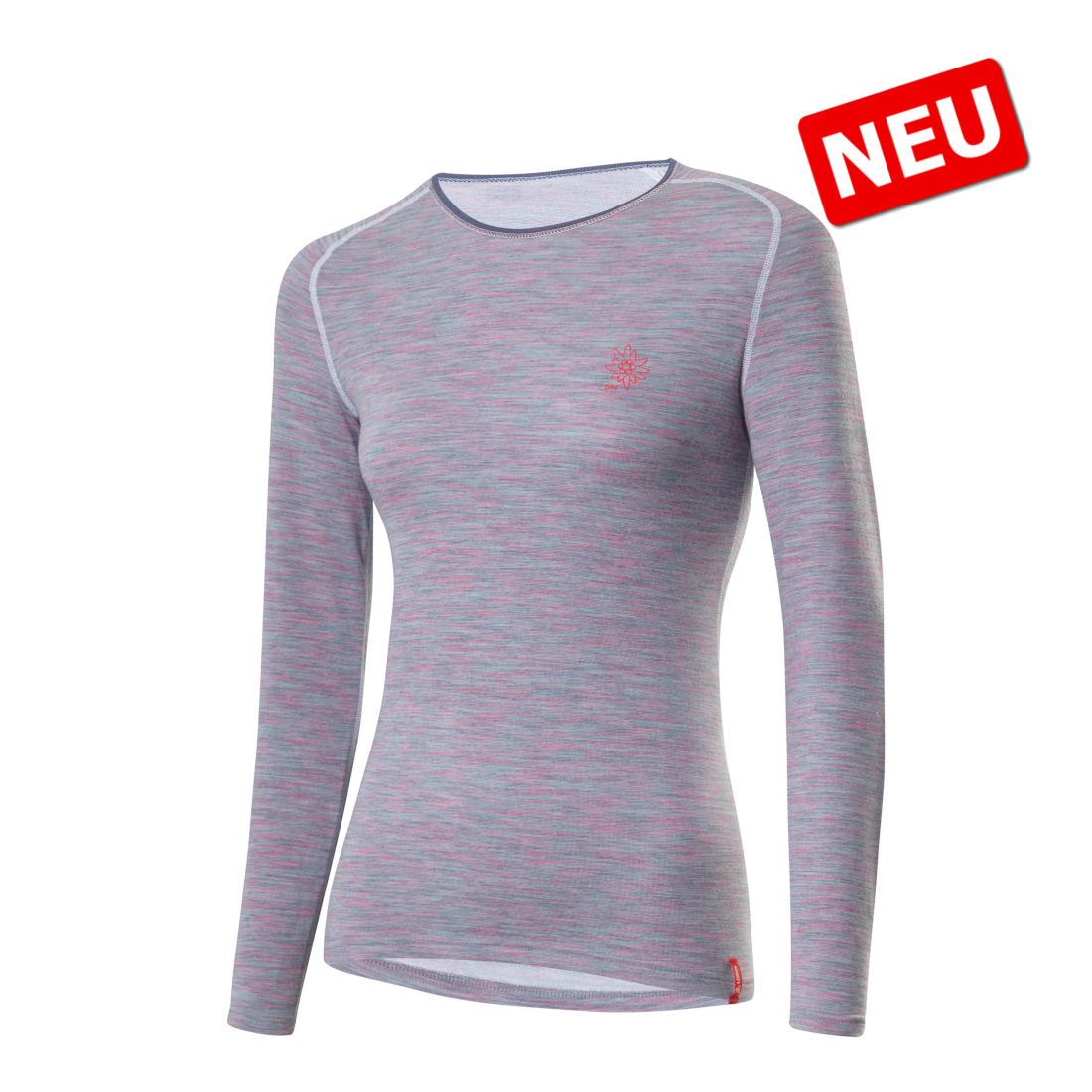 "LÖFFLER Transtex warm ""Edition DAV"" Damen Langarmshirt"