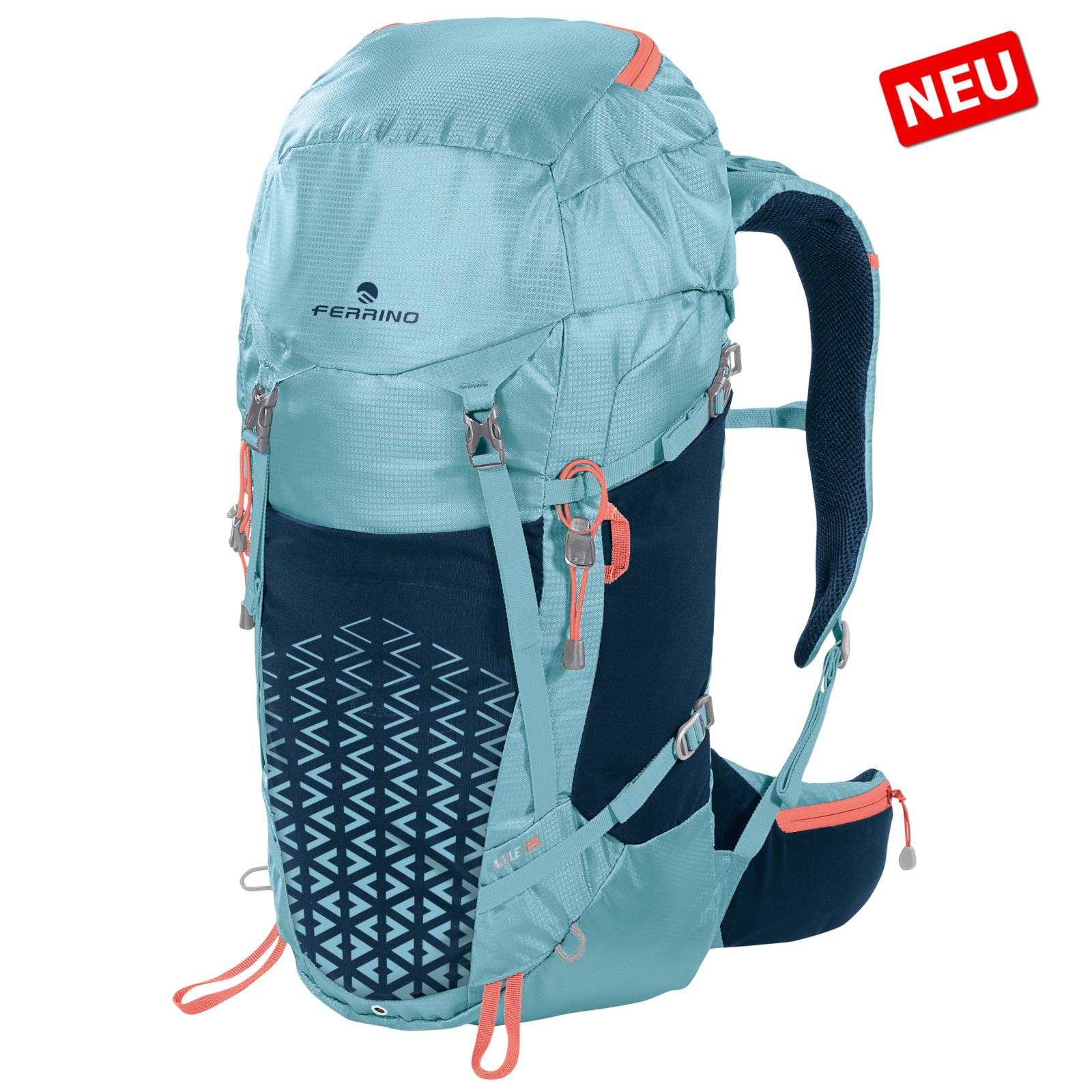 "FERRINO Agile 33 Lady Wanderrucksack ""DAV-Edition"""
