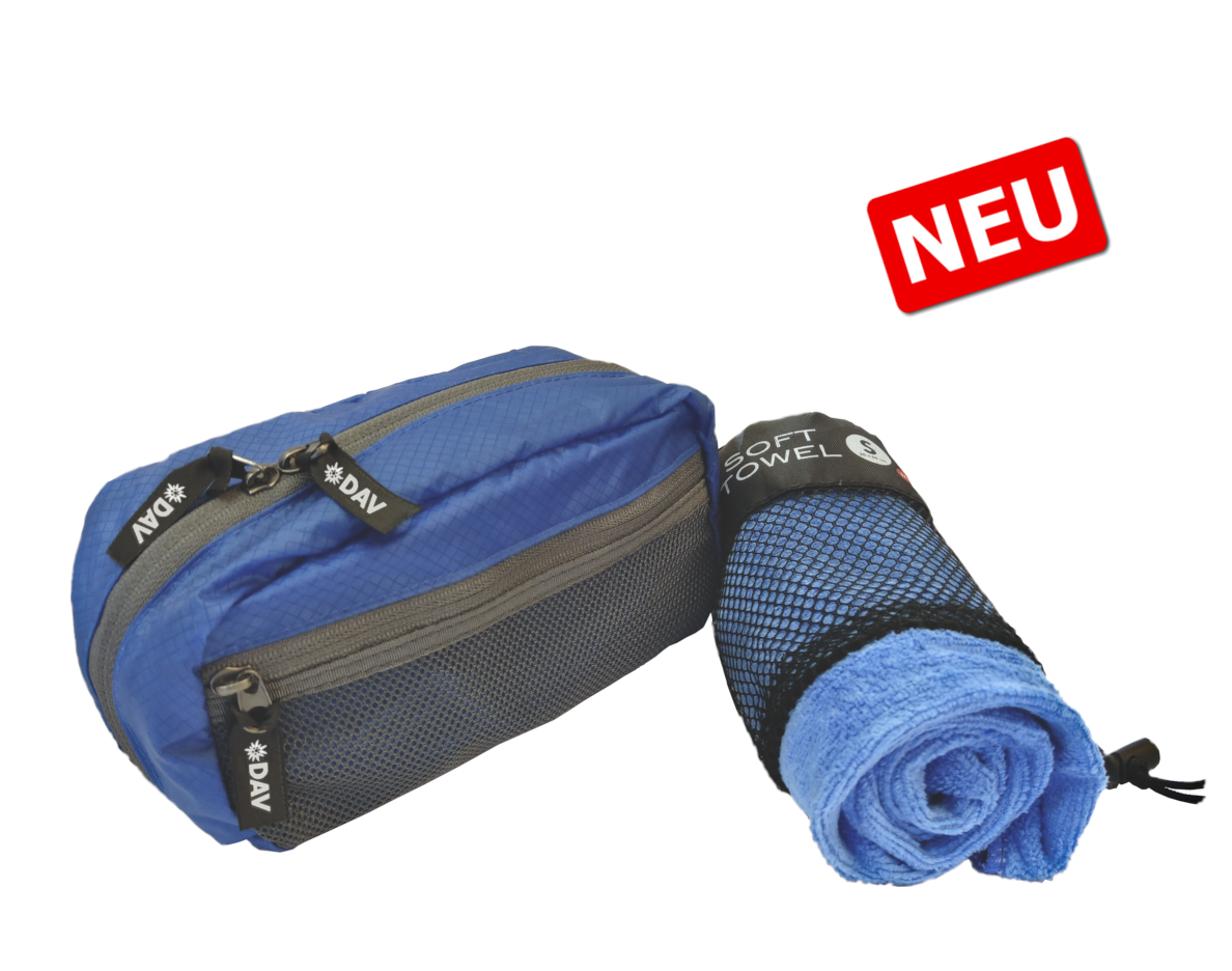 DAV Washbag Set Ultralight