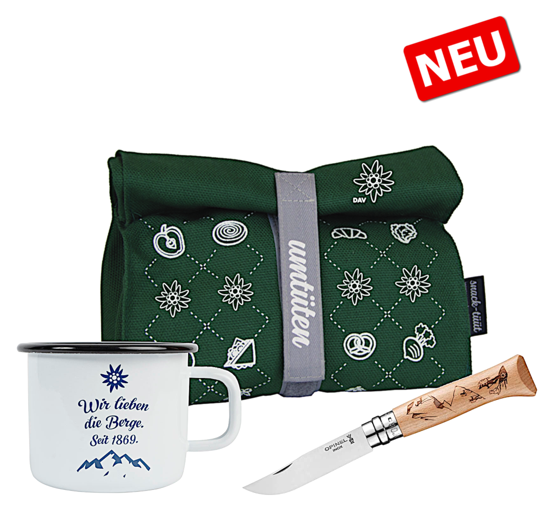 DAV-Set: Brotzeit-Set