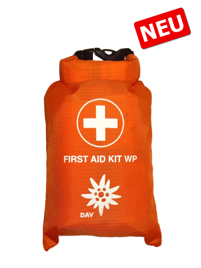"LACD First Aid Kit WP ""Edition DAV"" Erste-Hilfe-Set"