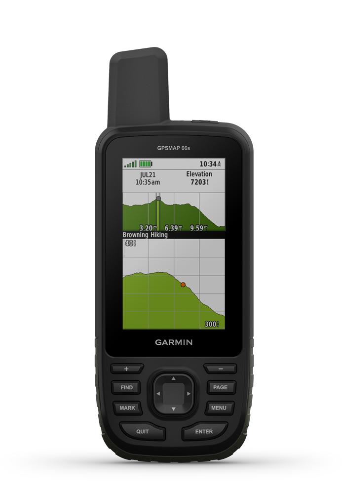 GARMIN GPSMAP 66s Outdoor-Navigationsgerät