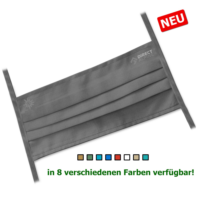 DIRECT ALPINE Mund-Nasen-Schutz Baumwolle