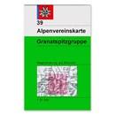 AV 39 Alpenvereinskarte WEG+SKI