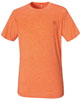 Merino Shirt Männer - Racer Orange
